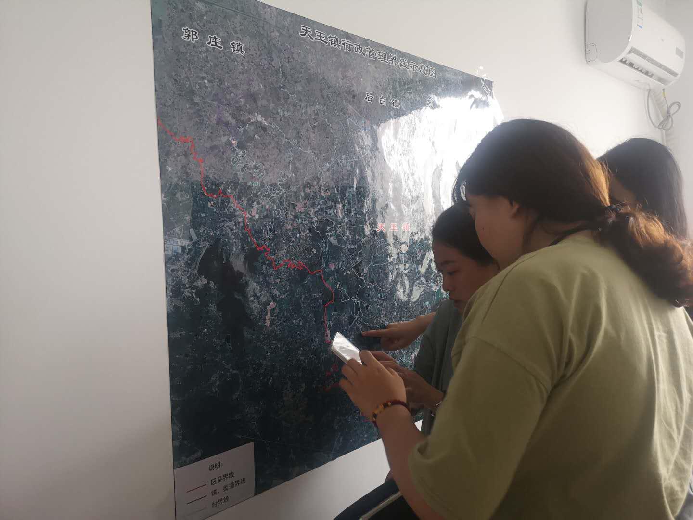 天王镇顺利完成人口普查建筑物标绘和小区划分工作