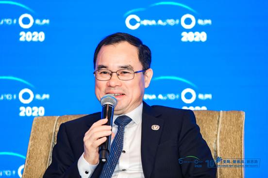 朱华荣:汽车正在成为朝阳产业 长安坚定战略转型