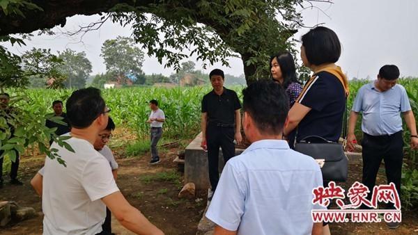 禹州市2个土地复垦项目通过竣工验收