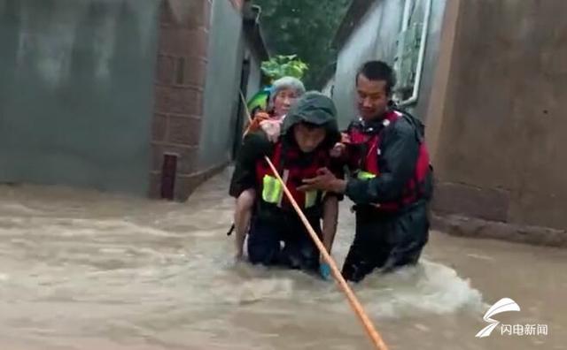 临沂市平均降水量142.3毫米 沂南县和庄站达490毫米