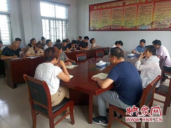 遂平县石寨铺镇:走访企业助力优化营商环境