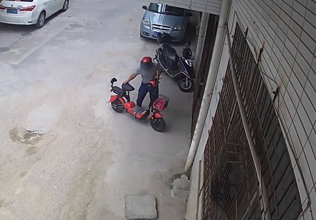江门鹤山警方破获系列电动车被盗案