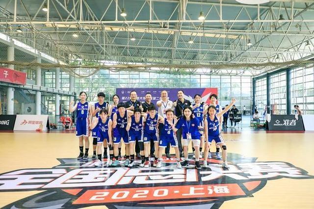 厉害了!没有一个体育生,浙江工商大学女篮勇夺全国冠军