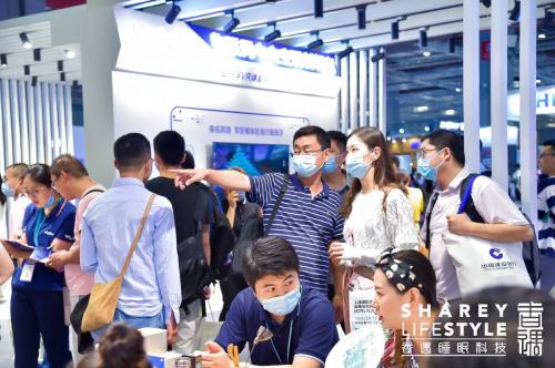 上海国际酒店用品博览会启幕,香遇香眠房闪耀展会现场