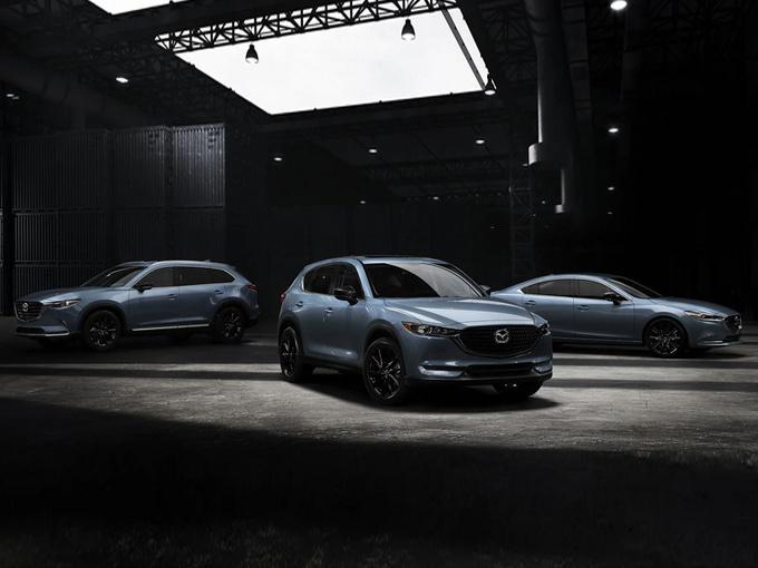 马自达三款新车计划曝光!增金属灰涂装,搭2.5T,配置更丰富