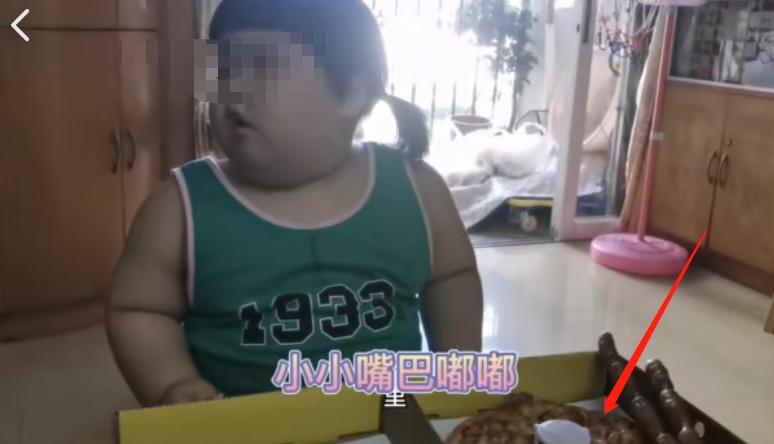 岁宝宝被喂到70斤