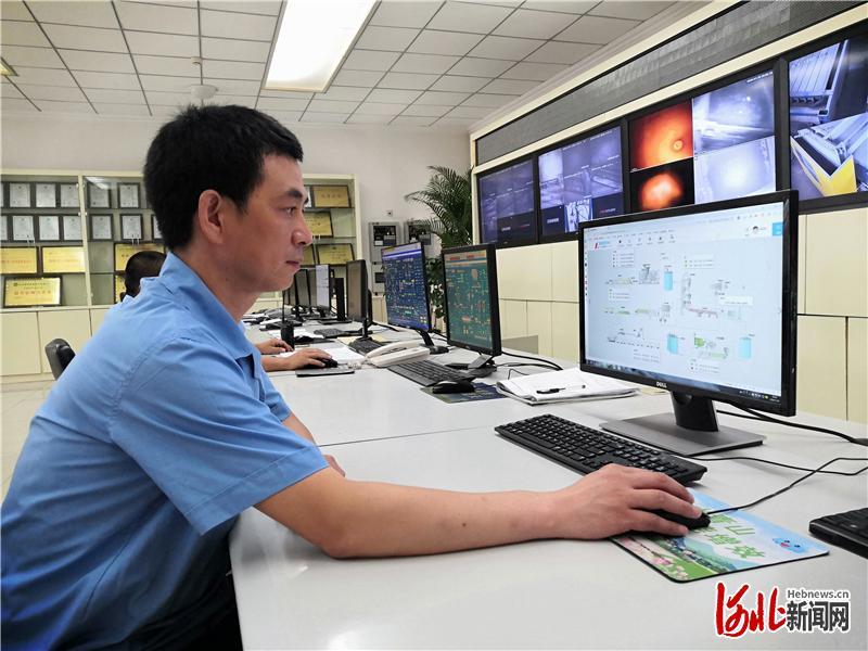 走进河北省数字化车间①|金隅鼎鑫:数字化让能源管理更智能