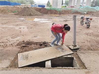 呼和浩特市对雨水箅子使用情况开展拉网式普查 发挥网格化管理优势 确保道路通行安全