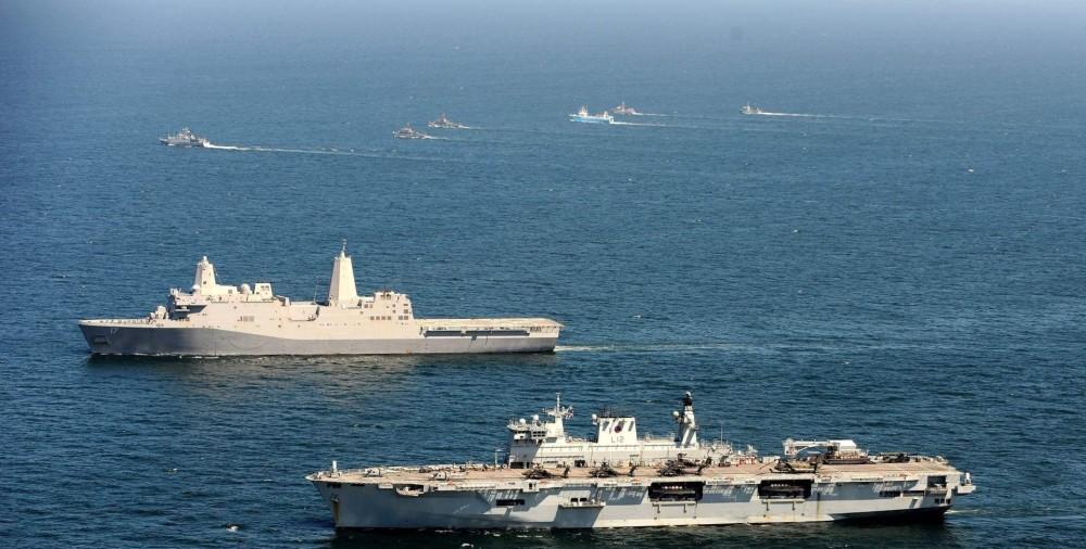 美俄白令海峡联合训练:别误会 不是军事合作