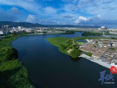 最新进展!7月份练江汕头段16条支流主要污染物月浓度均值全部达标