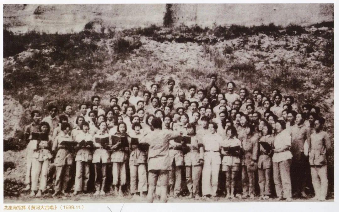 """西安一教师创作的歌曲唱响全国 """"一首抗战歌曲抵得上两个师"""" !"""