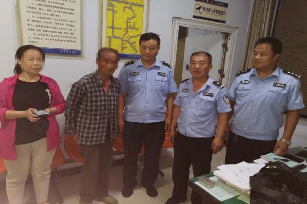 河南灵宝警民一家亲,两省警方两地群众合力助力走失老人回家