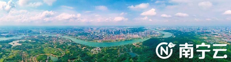 """南宁市主要流域水质优良比例100 % 老百姓""""水缸""""安全有保障"""