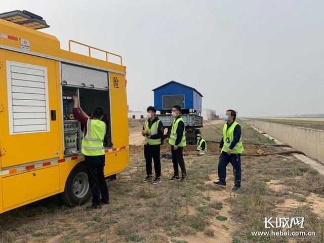 石家庄机场未受到降雨影响 航班起降正常