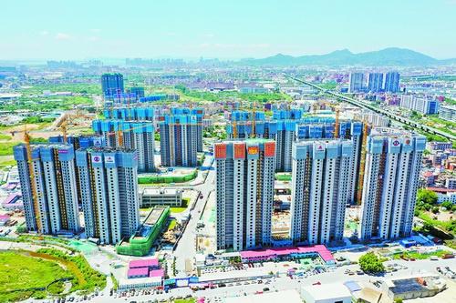 祥平地铁社区二期计划明年8月交房 可提供保障性商品房4900余套