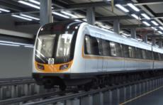 答壹粉问:济南地铁2号线建造等级最高!车辆设计还有荷花等元素