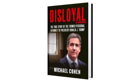 特朗普前私人律师即将出书,揭发特朗普私生活上的欺诈行径