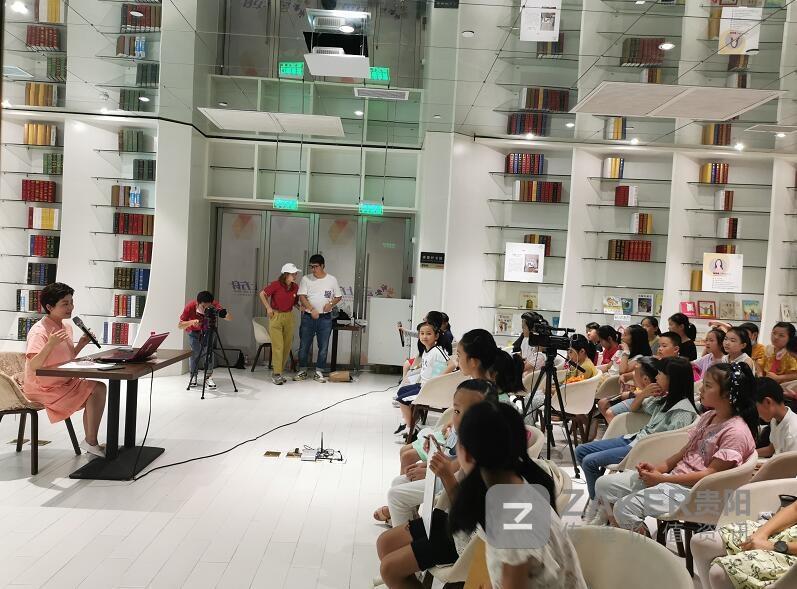 2020年全民悦读·贵阳市第二届青少年课文朗读大会·朗读特训营开营啦!