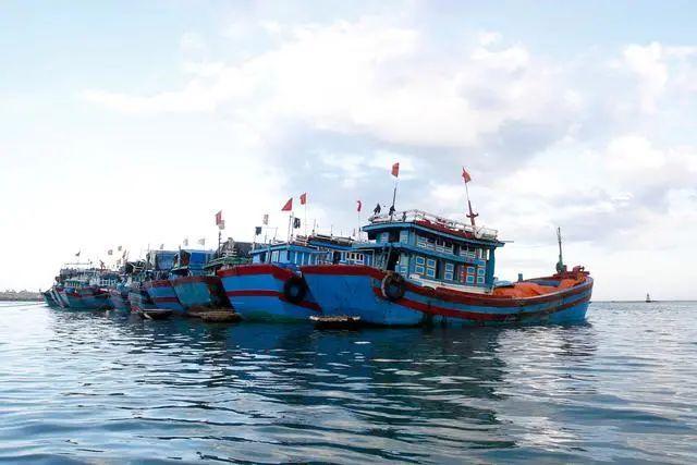 渔船资料图