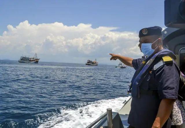 一名越南渔民被打死 越南和马来西亚发生海上冲突