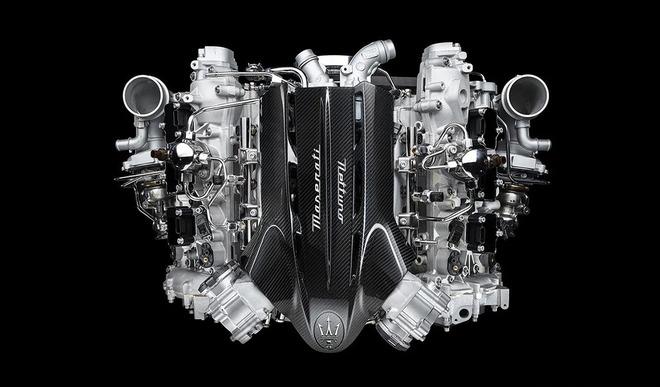 搭载全新V6发动机玛莎拉蒂MC20即将首秀