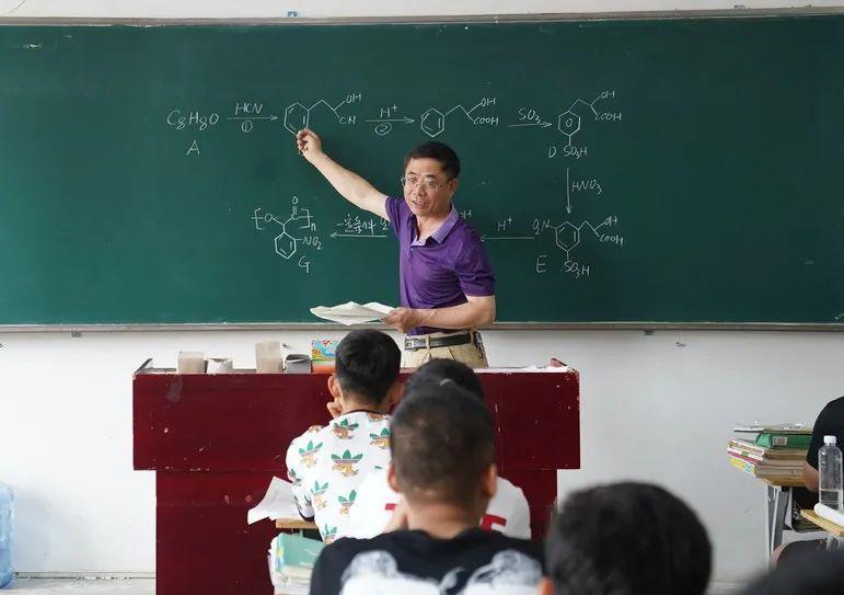赤峰赵武大中学高考辅导部2020招生简章