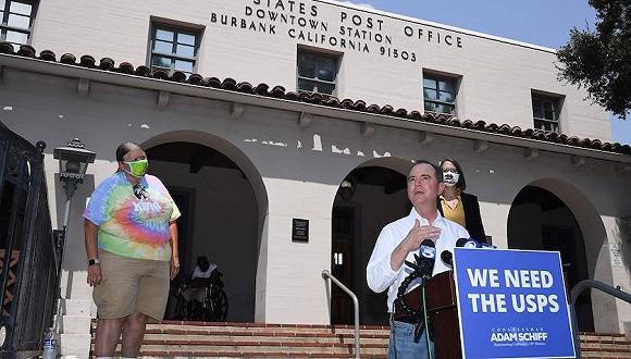 被20州联合起诉,美邮政局同意将改革推迟至大选后