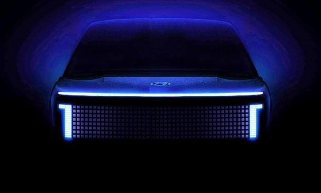 这才是电动车该有的未来感 IONIQ 7预告图曝光