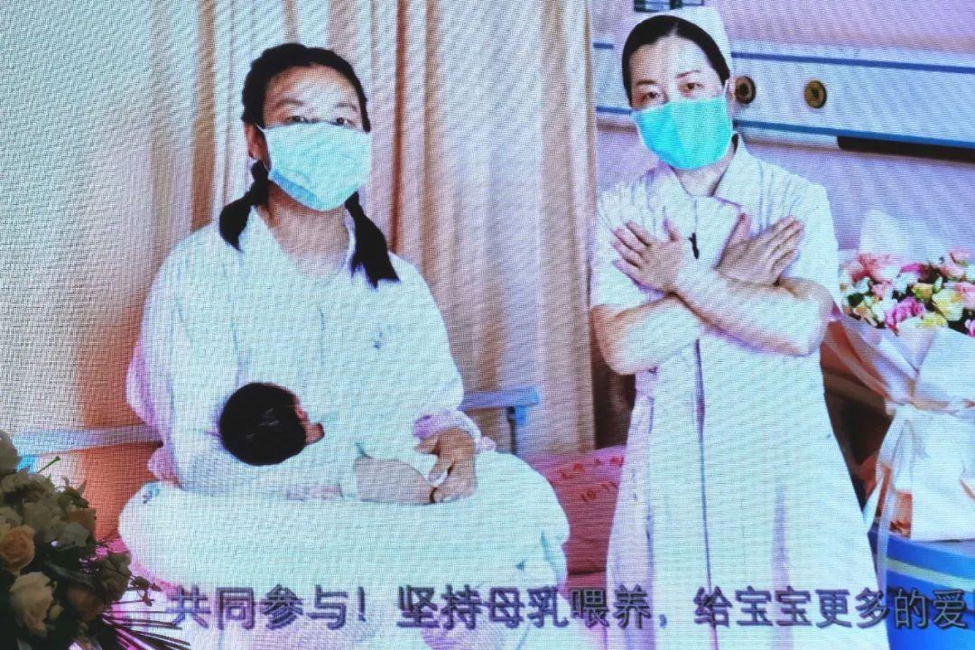 支持母乳喂养,守护健康地球