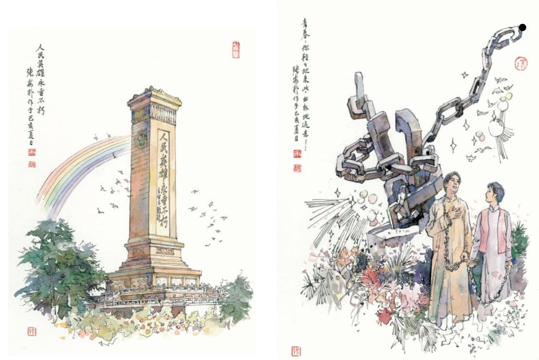 从龙华烈士纪念馆到华西村,《革命者》讲述基地在全国传递初心力量