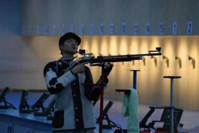 河北衡水中学射击队少年王学尧被清华大学录取