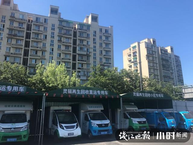 """""""他们早上6点多就开始了!""""杭州一再生资源分拣中心与小区为邻,居民们烦恼了"""