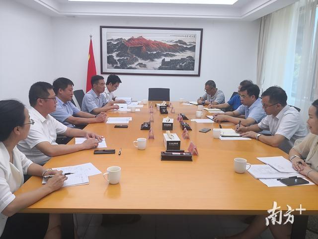 韶关吴江:努力探索和规划中部地区的产业整合和增长