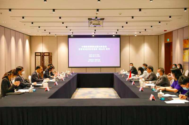 「杏悦开户」委会第杏悦开户24次会议就多边经贸图片
