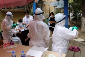 综合消息:中国内地现有确诊病例创近3个月新高 新疆新增确诊病例为近6天最低