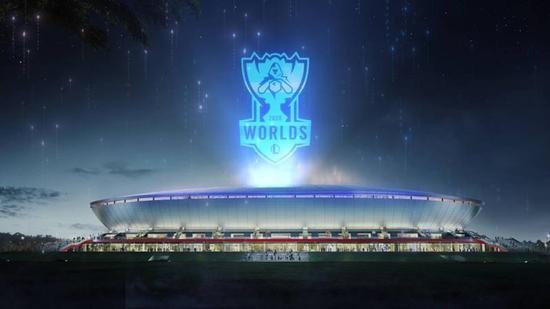 全球电竞大会发布重磅消息:S10全程落户上海 10月31日决战浦东足球场