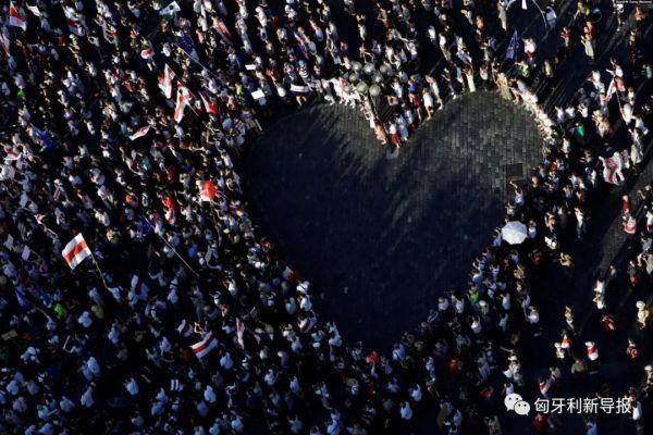 白俄罗斯大选引发抗议示威,除匈牙利外欧盟各国皆同意对其制裁