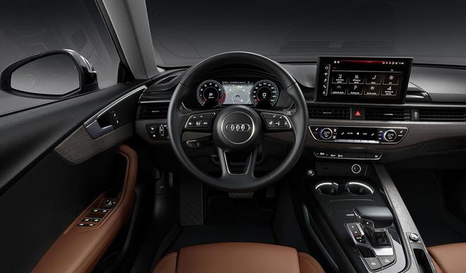低功率版也配四驱新款奥迪A5将于北京车展上市