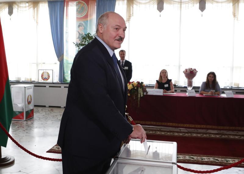 欧盟表示不承认白俄罗斯大选结果,称将制裁相关人士