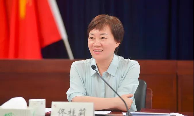 佟桂莉已任杭州市委副书记