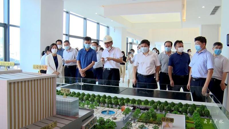 湖北省政协副主席彭军到广水市考察基层