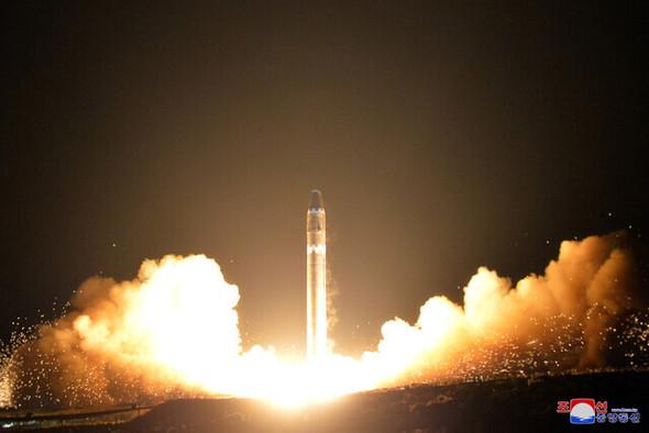 美估计朝鲜或拥有60枚核弹 半岛无核化走向何方?