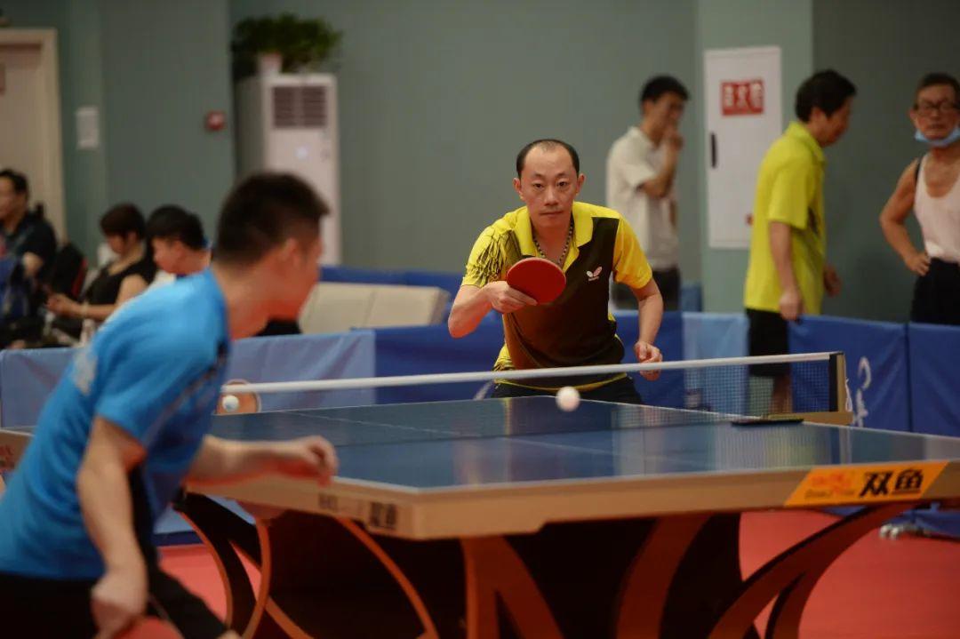 """""""乒乒乓乓""""……380人同场角逐!"""