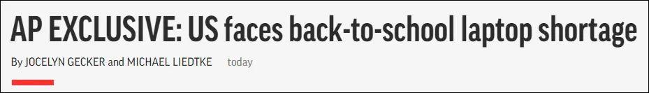 """制裁中企刚一个月 美国的""""报应""""就来了"""
