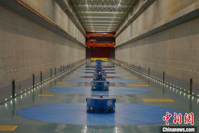 三峡工程抵挡建库以来最大洪峰