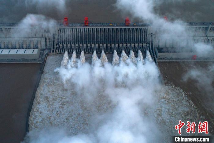 三峡工程抵御建库以来最大洪峰