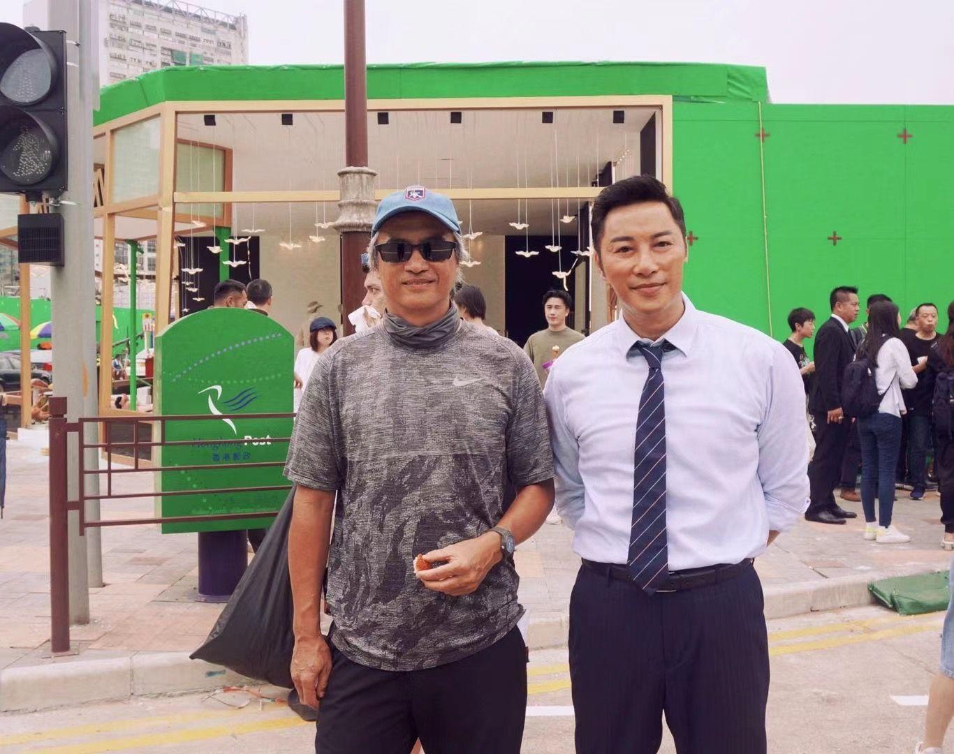 参演陈木胜遗作,谭耀文遗憾《怒火》上映时导演不在
