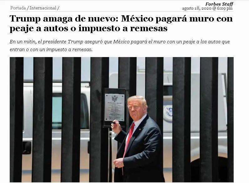 图为特朗普在边境墙竣工200英里庆祝仪式上的现场图