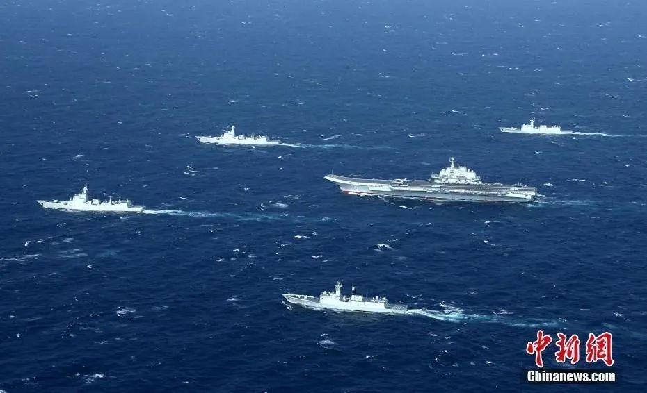 胡锡进:军演范围再扩大!这是解放军直面风险且战之能胜的宣示