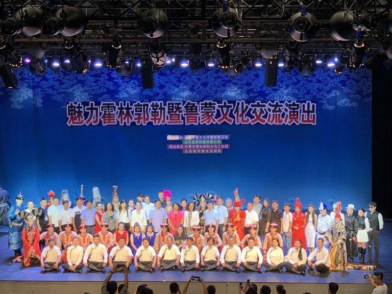 开通夏季旅游航线!济南与霍林郭勒签订文旅战略合作框架协议